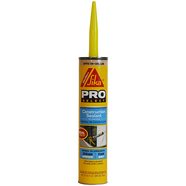 Construction Sealant SikaFlex+ Tan 10oz