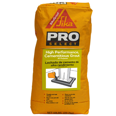 SikaGrout High Performance Grout