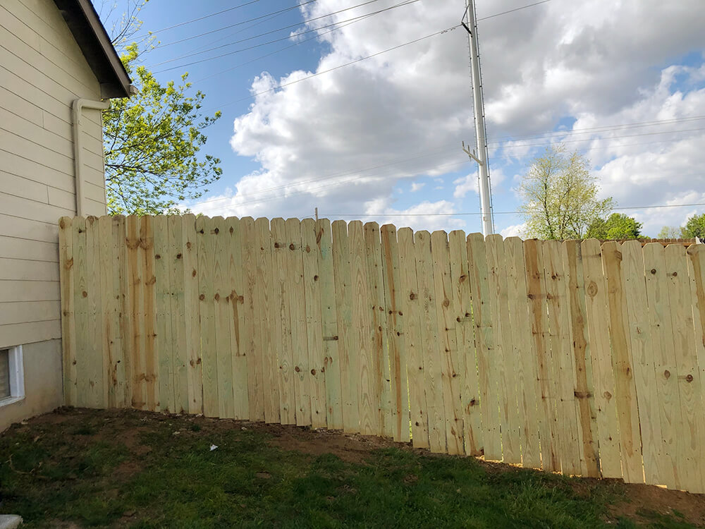 Sika PostFix Fence Repair Project