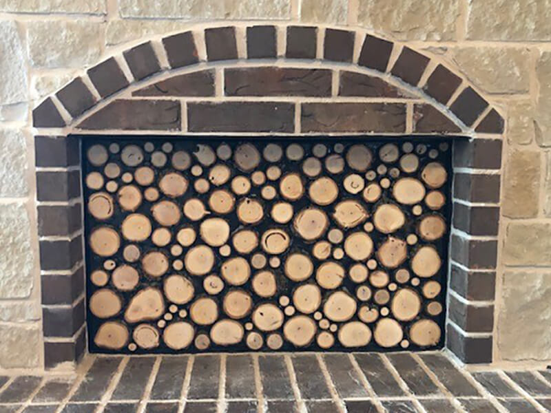 DIY-Faux-Fireplace-Cover-Using-Construction-Adhesive-Construction-Sealant
