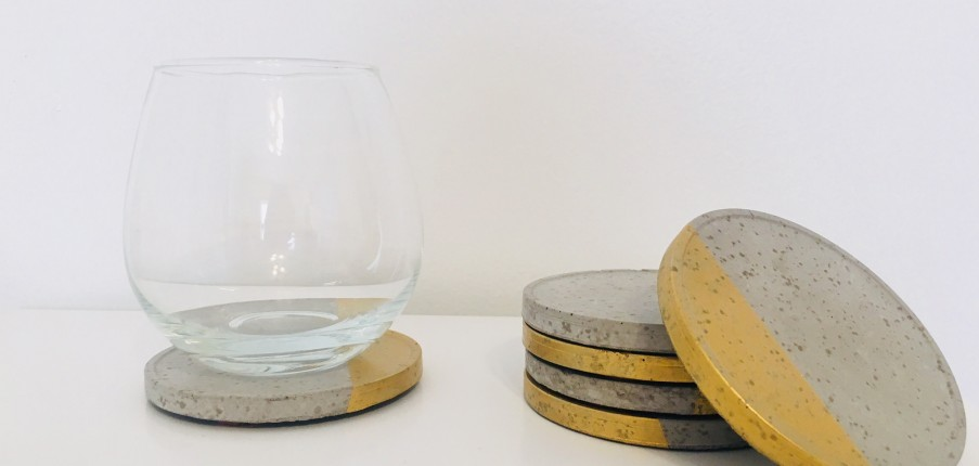Sikaquick 174 Patch Diy Concrete Coasters Sika