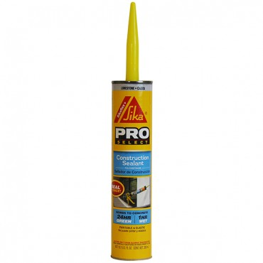 Construction Sealant SikaFlex+ Limestone 10oz