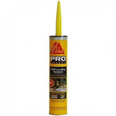Self leveling sealant plus front product family image