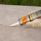 Sikadur Crack Flex Sealant - Application