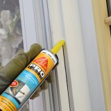 Sikaflex Construction Sealant - Application