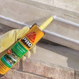 SikaBond Construction Adhesive Application Image